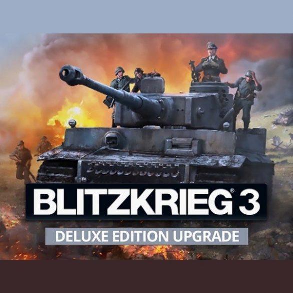 Blitzkrieg 3 - Digital Deluxe Edition Upgrade (DLC)