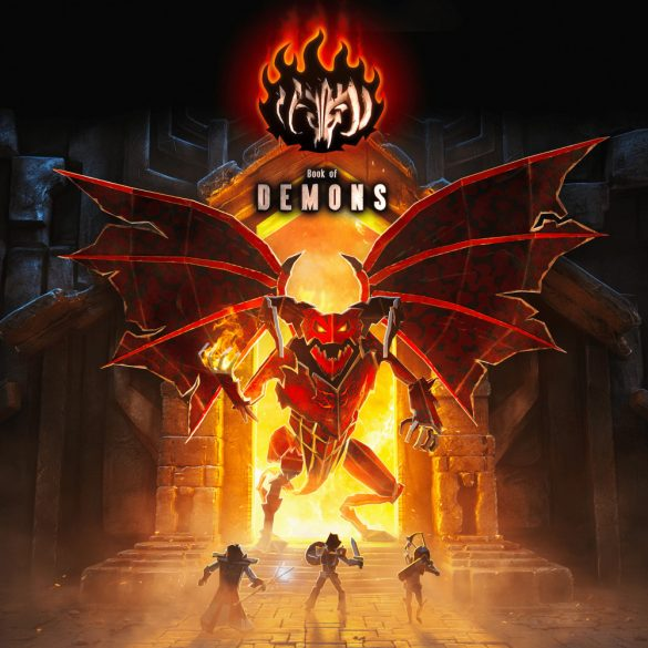 Book of Demons (EU)