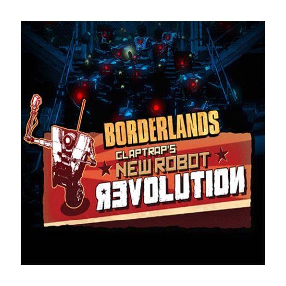 Borderlands - ClapTrap's Robot Revolution (DLC)