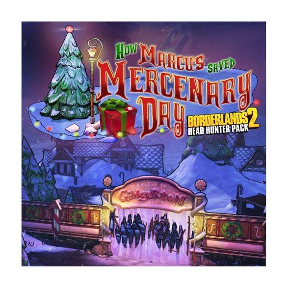Borderlands 2 - Headhunter 3: Mercenary Day (DLC)