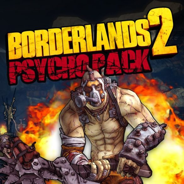 Borderlands 2 Psycho Pack (MAC) DLC