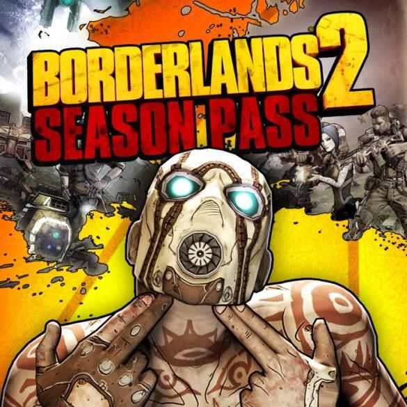 Borderlands 2 Season Pass (MAC) DLC