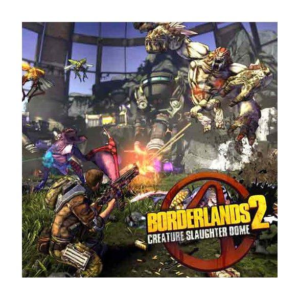 Borderlands 2: Creature Slaughterdome (MAC) (DLC)