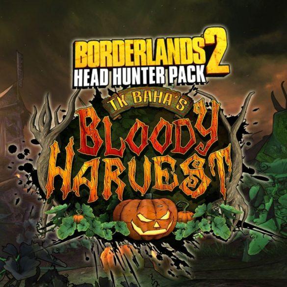 Borderlands 2: TK Baha's Bloody Harvest (MAC) (DLC)