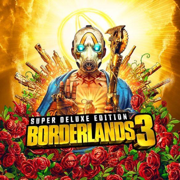 Borderlands 3 Super Deluxe Edition  (EU)