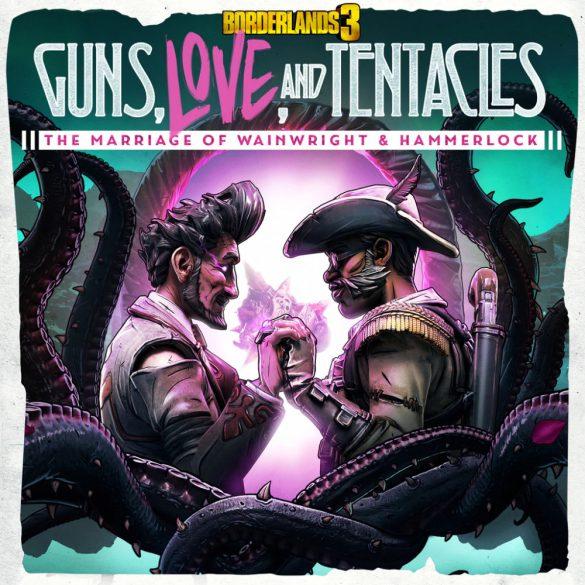 Borderlands 3: Guns, Love and Tentacles (DLC)