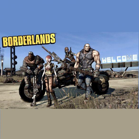 Borderlands: Claptrap's Robot Revolution DLC + Borderlands 2: Headhunter 1-4 (DLC)