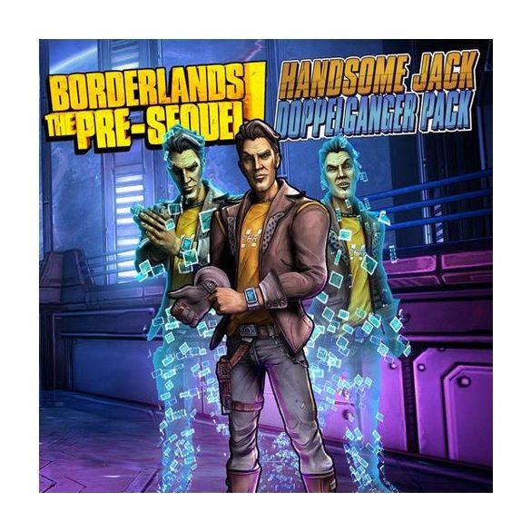 Borderlands: The Pre-Sequel - Handsome Jack Doppleganger Pack (DLC)