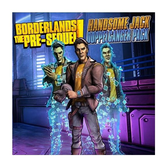 Borderlands: The Pre-Sequel - Handsome Jack Pack (MAC) (DLC)
