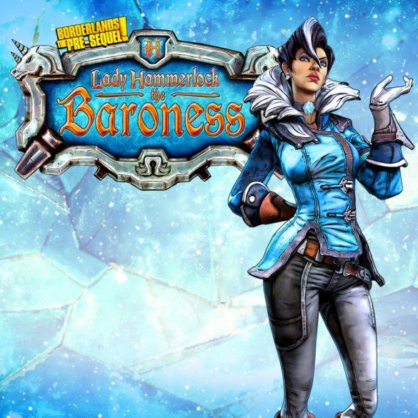 Borderlands: The Pre-Sequel - Lady Hammerlock the Baroness Pack (MAC) (DLC)