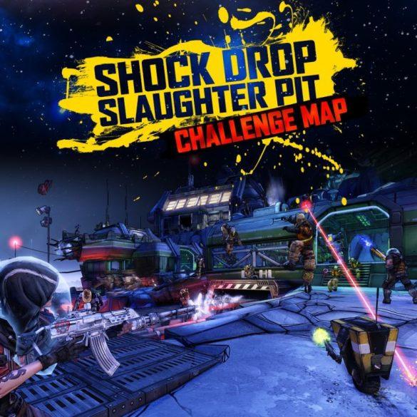 Borderlands: The Pre-Sequel - Shock Drop Slaughter Pit (DLC)