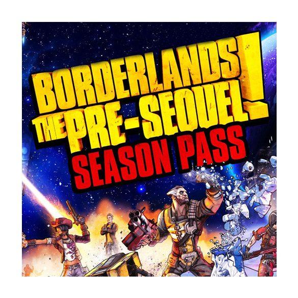 Borderlands: The Pre-Sequel Season Pass (MAC) DLC