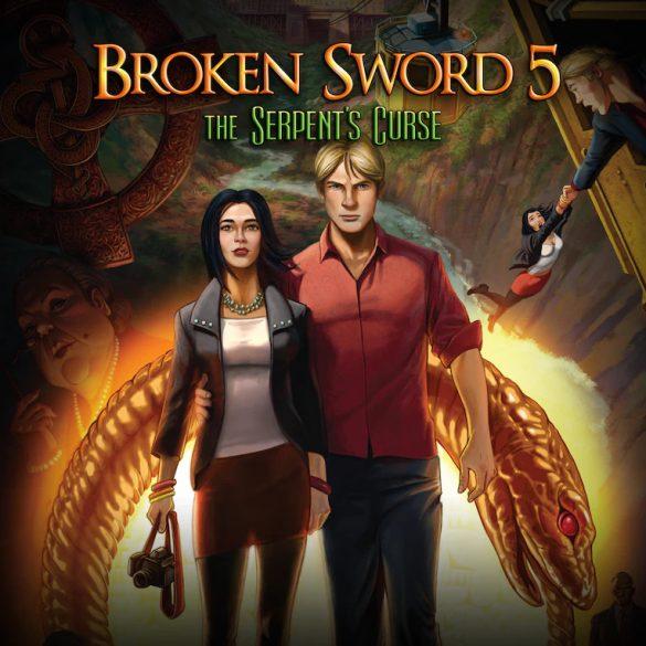 Broken Sword 5 - the Serpent's Curse (Steam)