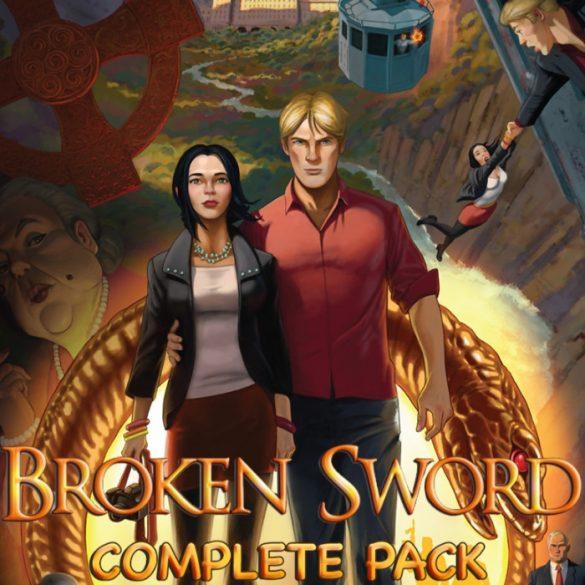Broken Sword: 1-5 Complete Pack
