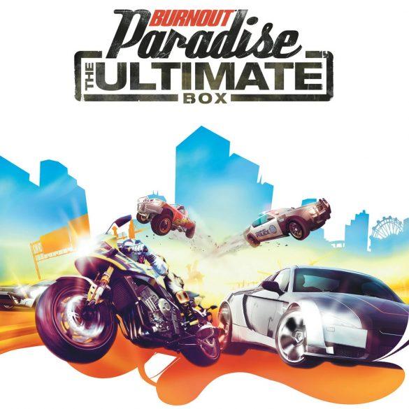 Burnout Paradise: The Ultimate Box (Origin)