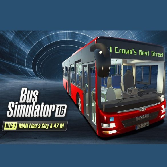 Bus Simulator 16 - MAN Lion's City A 47 M (DLC)