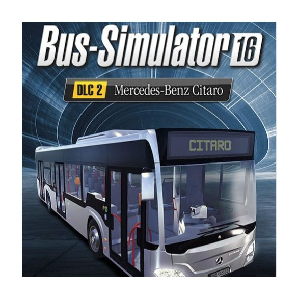 Bus Simulator 16 - Mercedes-Benz-Citaro DLC