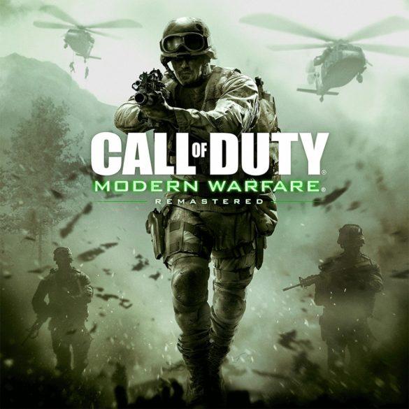 Call of Duty 4: Modern Warfare (MAC)