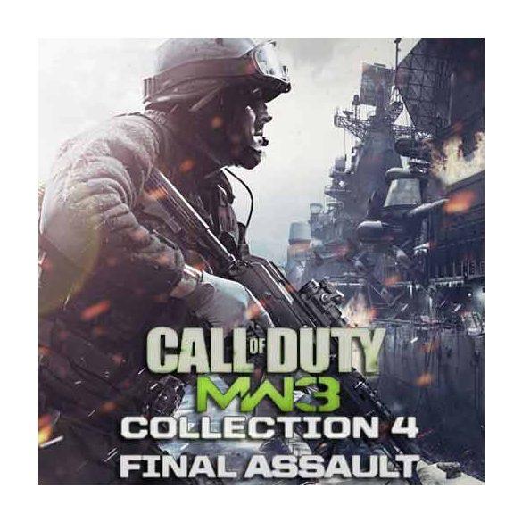 Call of Duty: Modern Warfare 3 Collection 4: Final Assault (MAC) DLC