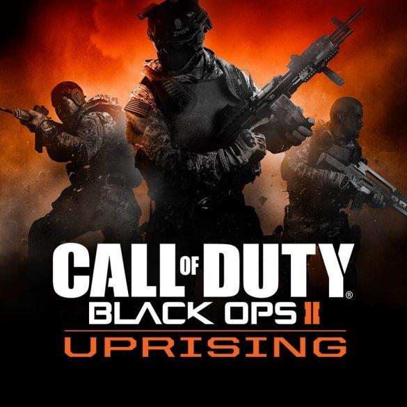 Call of Duty: Black Ops II - Uprising
