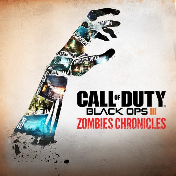 Call of Duty: Black Ops III - Zombies (Chronicles Edition)
