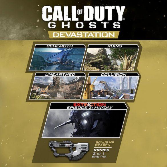 Call of Duty: Ghost - Devastation (DLC)