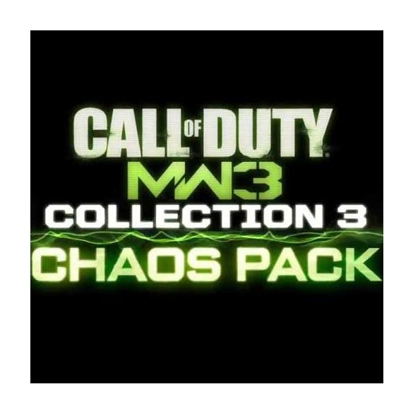 Call of Duty: Modern Warfare 3 - Collection 3 (DLC)