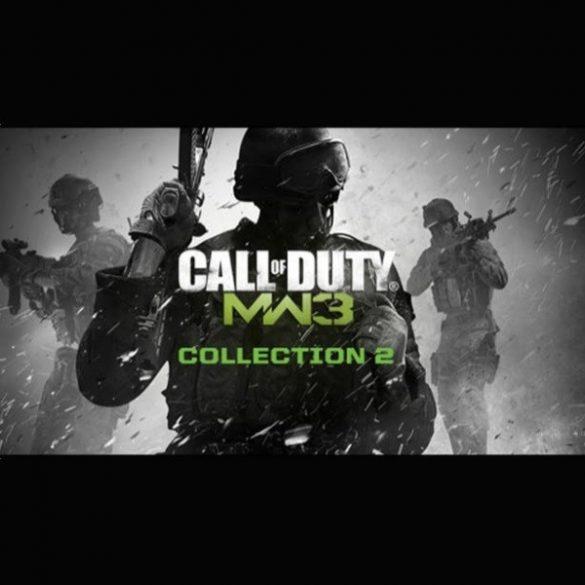 Call of Duty: Modern Warfare 3 Collection 2 (MAC) (DLC)