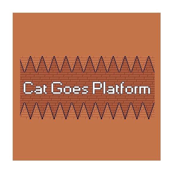 Cat Goes Platform