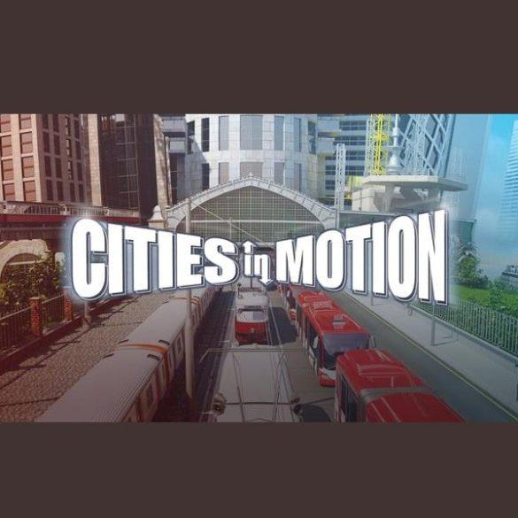 Cities in Motion - Design Classics (DLC)