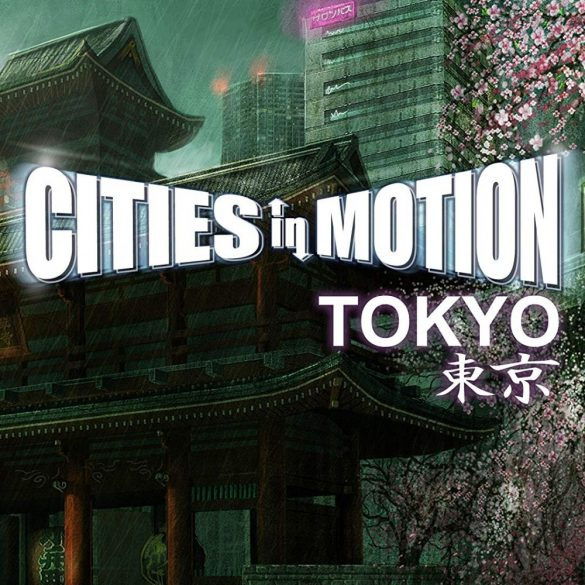 Cities in Motion - Tokyo (DLC)