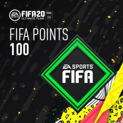 FIFA 20 Ultimate Team 100 FUT Points