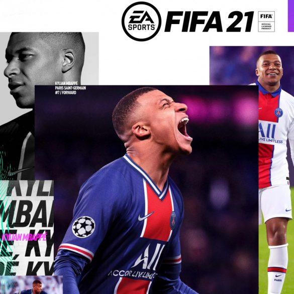 FIFA 21 (Standard Edition)