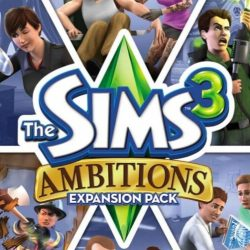 The Sims 3 - Ambitions Expansion Pack DLC (EU)