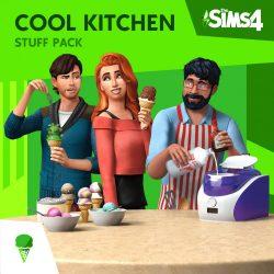 The Sims 4 : Cool Kitchen Stuff