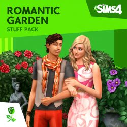 The Sims 4: Romantic Garden Staff