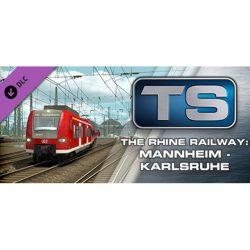 Train Simulator - The Rhine Railway: Mannheim - Karlsruhe Route Add-On (DLC)