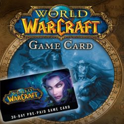 World of Warcraft 30 days Prepaid (EU)