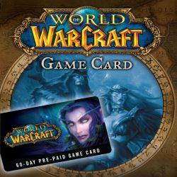 World of Warcraft 60-day time card (EU)