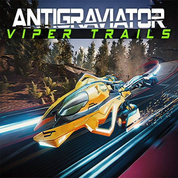 Antigraviator: Viper Trails