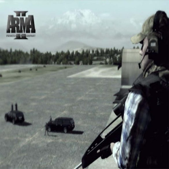 Arma II: Private Military Company (DLC)