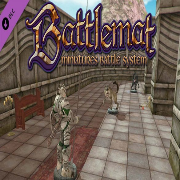 Axis Game Factory's AGFPRO + BattleMat Multiplayer DLC 4-Pack