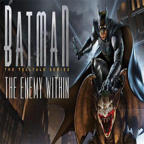 Batman: The Enemy Within (EU)