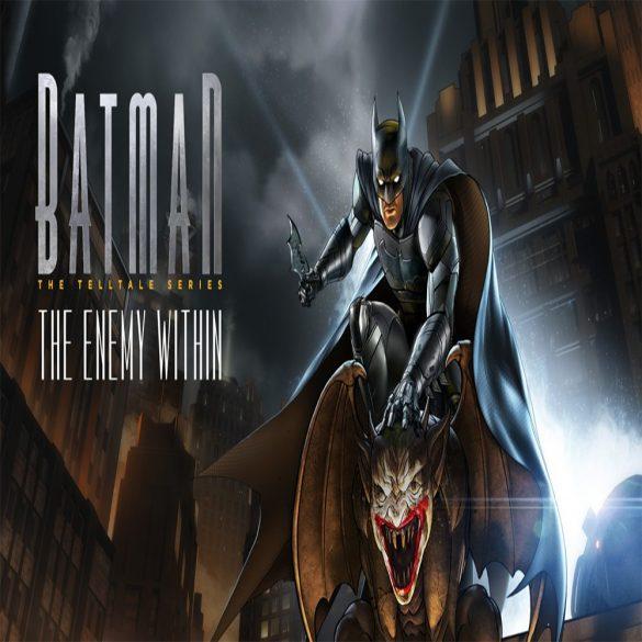 Batman: The Enemy Within Shadows Mode (DLC)