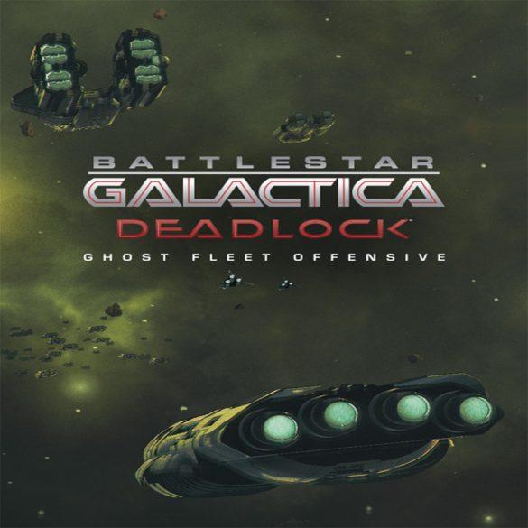 Battlestar Galactica Deadlock: Ghost Fleet Offensive (DLC)