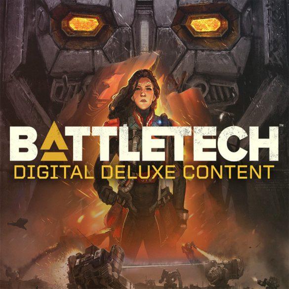 BattleTech - Digital Deluxe Content (DLC)