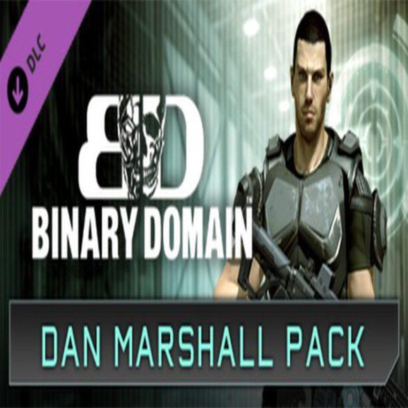 Binary Domain: Dan Marshall Pack (DLC)