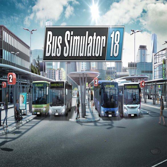 Bus Simulator 18  (EASTERN)
