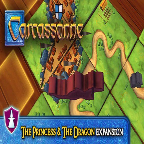 Carcassonne - The Princess & The Dragon (DLC)