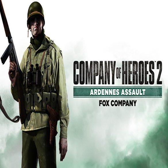 Company of Heroes 2 - Ardennes Assault Fox Company Rangers (DLC)